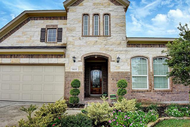 18115 Russett Green Drive, Tomball, TX 77377 (MLS #20235436) :: Grayson-Patton Team