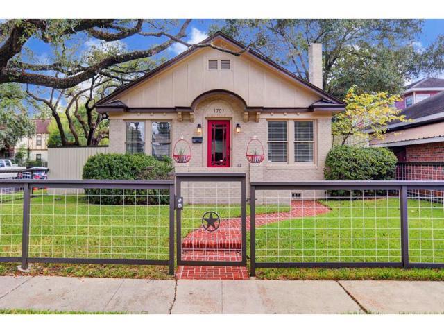 1701 Fairview Avenue, Houston, TX 77006 (MLS #20244149) :: Glenn Allen Properties