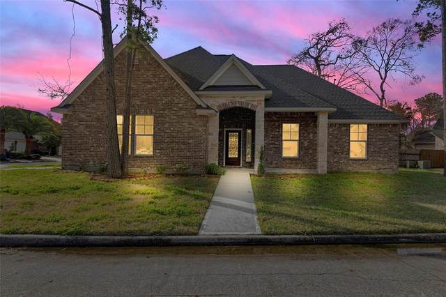 7638 Bronze Trail Drive, Humble, TX 77346 (MLS #20271632) :: The Sansone Group