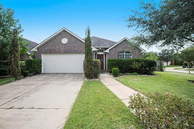 7126 Marble Springs Drive, Katy, TX 77494 (MLS #20273515) :: Michele Harmon Team