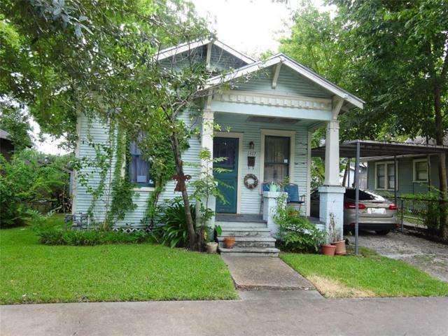 1417 Lawrence Street, Houston, TX 77008 (MLS #20283003) :: Keller Williams Realty