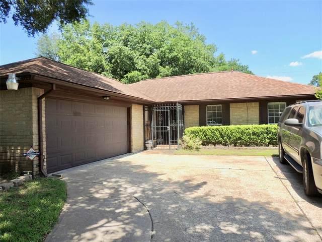 8102 Green Lawn Drive, Houston, TX 77088 (MLS #20291133) :: Ellison Real Estate Team