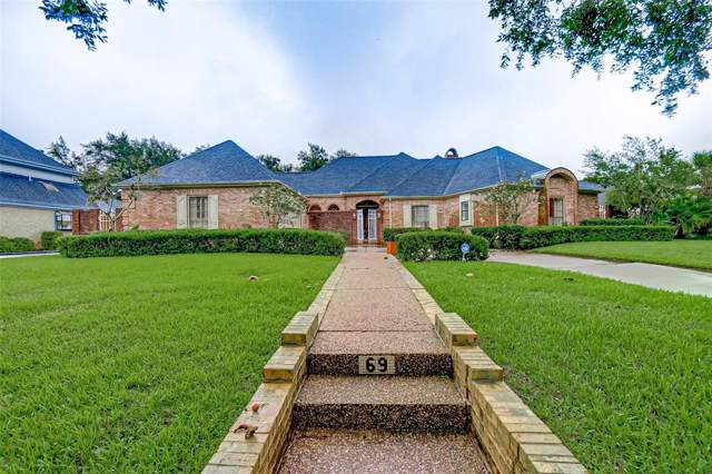 69 Pipers Walk, Sugar Land, TX 77479 (MLS #20292581) :: The Queen Team
