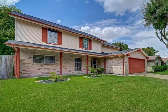 10422 Spanish Grant Drive, Sugar Land, TX 77498 (MLS #20294249) :: Caskey Realty
