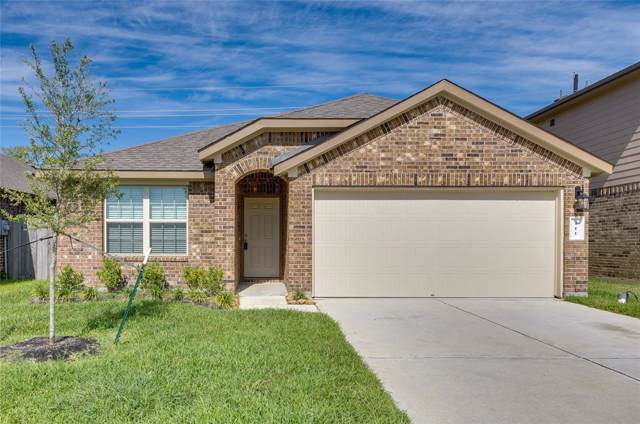 411 Ashley Falls Lane, Rosharon, TX 77583 (MLS #20295279) :: The SOLD by George Team