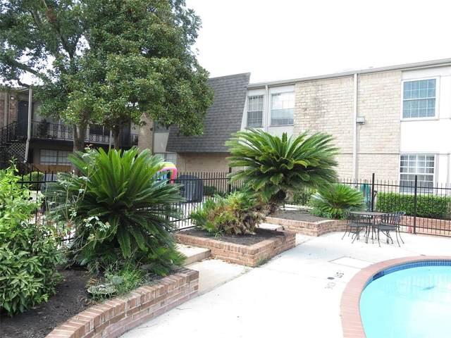 5550 N Braeswood Boulevard #99, Houston, TX 77096 (MLS #20295935) :: The SOLD by George Team
