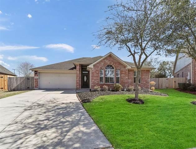 1307 Bayport Lane, League City, TX 77573 (MLS #20297272) :: Ellison Real Estate Team