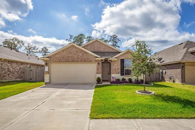 14090 Lake Crescent Drive, Conroe, TX 77384 (MLS #203140) :: The Freund Group