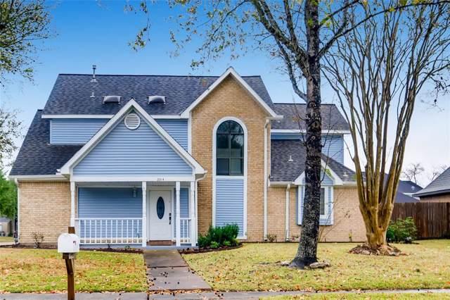 2314 Cottage Court, Richmond, TX 77406 (MLS #20331183) :: Guevara Backman