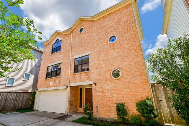949 W 21st Street, Houston, TX 77008 (MLS #20332171) :: The Sansone Group