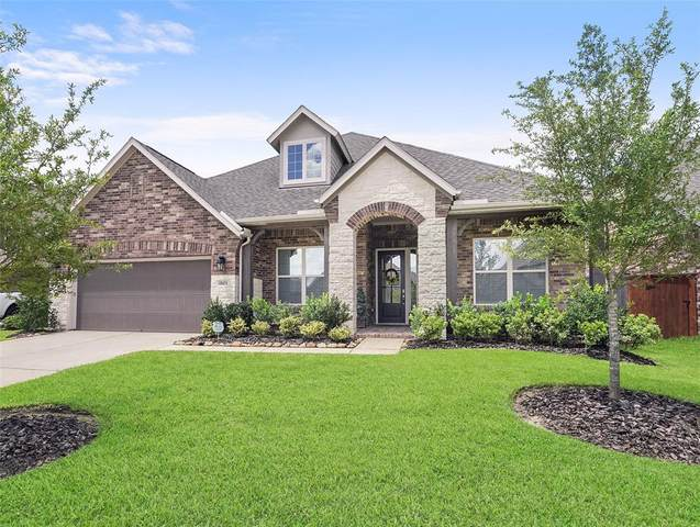 18431 Panton Terrace Lane, Cypress, TX 77429 (MLS #20335114) :: The Bly Team
