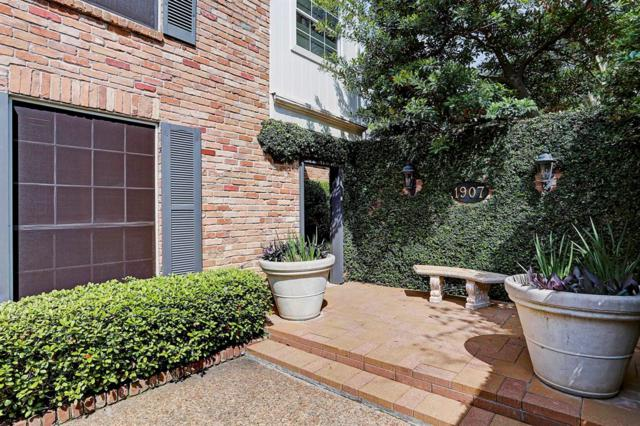 1907 Nantucket Drive, Houston, TX 77057 (MLS #20335543) :: REMAX Space Center - The Bly Team