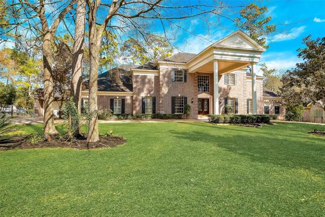 35 N Regent Oak, The Woodlands, TX 77381 (MLS #20335850) :: The Heyl Group at Keller Williams