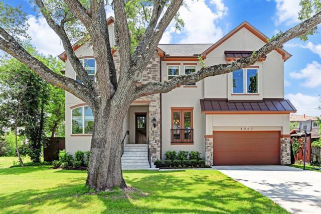 4403 Breakwood Drive, Houston, TX 77096 (MLS #2033596) :: Team Parodi at Realty Associates