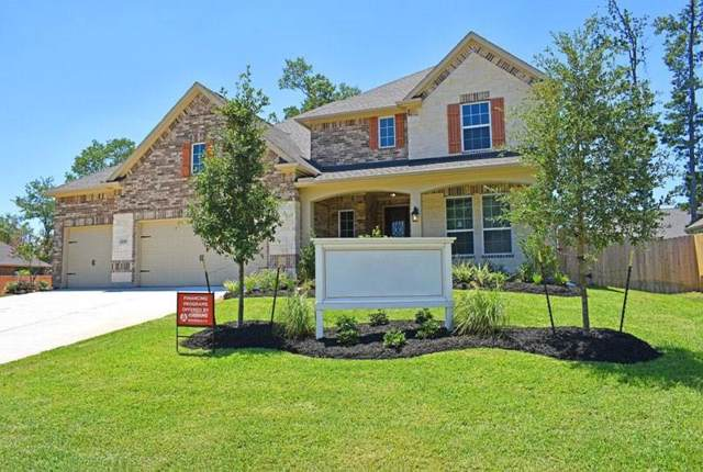 2018 Brookmont Drive, Conroe, TX 77301 (MLS #20339195) :: The Home Branch