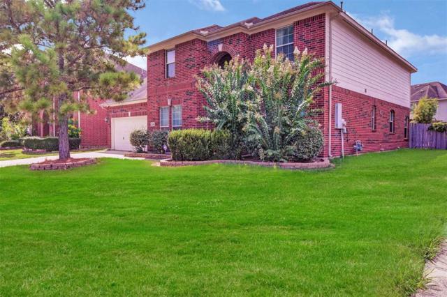 2619 Long Leaf Drive, Sugar Land, TX 77478 (MLS #20342100) :: Fairwater Westmont Real Estate