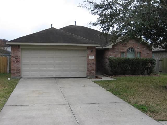8013 Big Oak Drive, Texas City, TX 77591 (MLS #20344411) :: Connect Realty