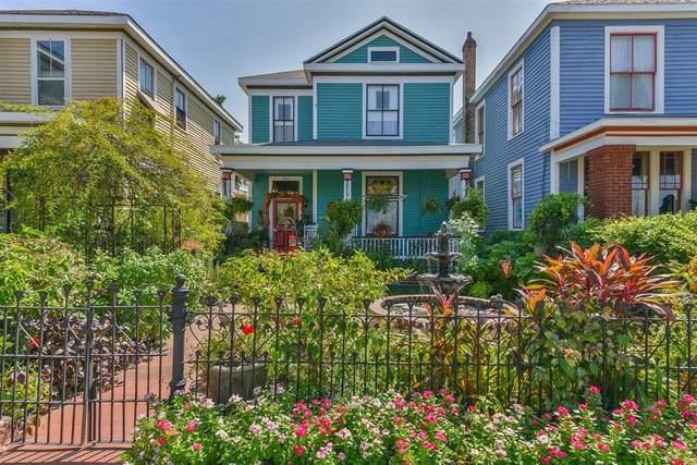 1221 Winnie Street, Galveston, TX 77550 (MLS #2034516) :: Guevara Backman