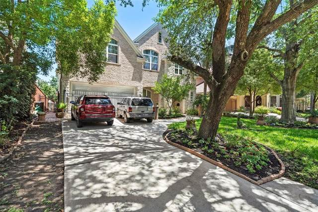 4512 Beech Street, Bellaire, TX 77401 (MLS #20350887) :: NewHomePrograms.com LLC