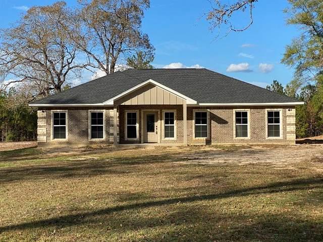 1015 County Road 1270, Warren, TX 77664 (MLS #20351884) :: The Home Branch
