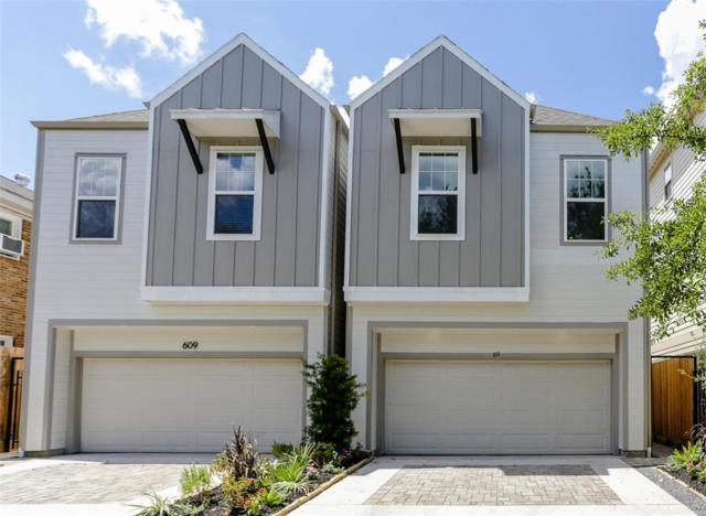1739 Indiana Street, Houston, TX 77006 (MLS #20353402) :: Keller Williams Realty