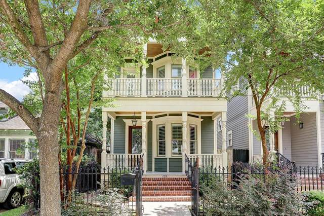 628 W 17th Street, Houston, TX 77008 (MLS #20355351) :: Keller Williams Realty