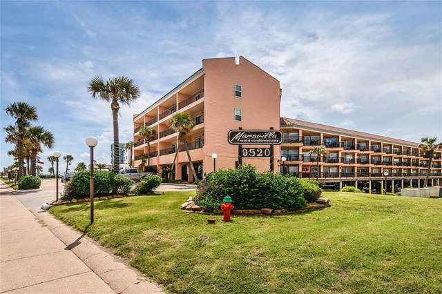 9520 Seawall Boulevard #142, Galveston, TX 77554 (MLS #20355519) :: The SOLD by George Team