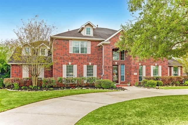 26203 Cloverland Park Lane, Cypress, TX 77433 (#20355877) :: ORO Realty