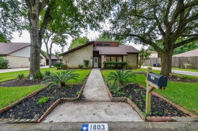 1803 Hawthorn Drive, Richmond, TX 77469 (MLS #20360957) :: See Tim Sell