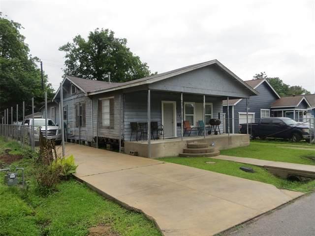 707 Vincent Street, Houston, TX 77009 (MLS #20367177) :: Green Residential