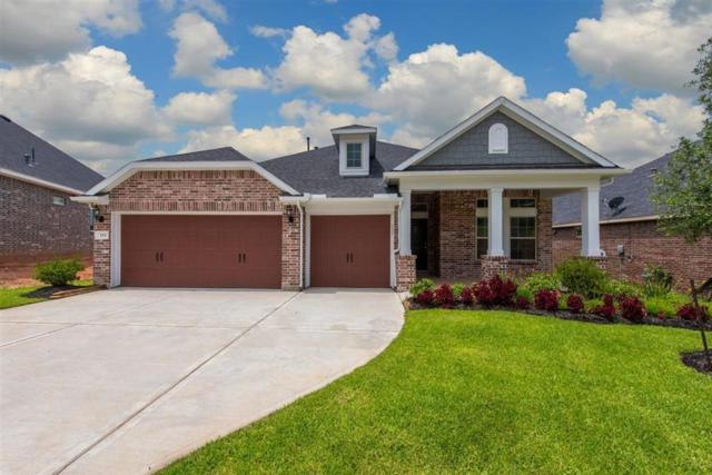 313 Park Terrace, Conroe, TX 77304 (MLS #20368929) :: The SOLD by George Team