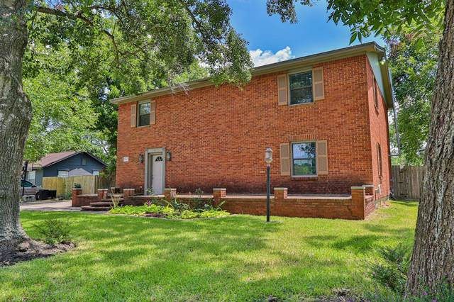 1207 3rd Street, League City, TX 77573 (MLS #2037480) :: The SOLD by George Team