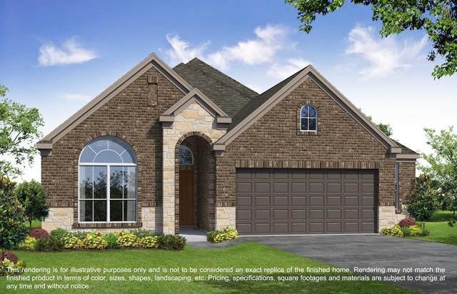 217 Bright Bluff Circle, Waller, TX 77484 (MLS #20390288) :: The Bly Team