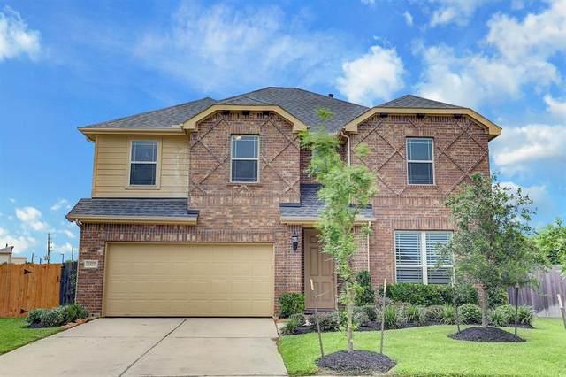 8527 Lagosta Lane, Rosenberg, TX 77469 (MLS #20390728) :: The SOLD by George Team