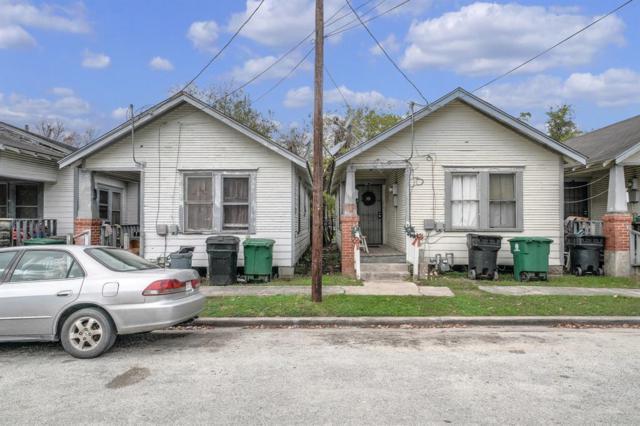 3514 & 3516 Nagle, Houston, TX 77004 (MLS #20395743) :: Texas Home Shop Realty
