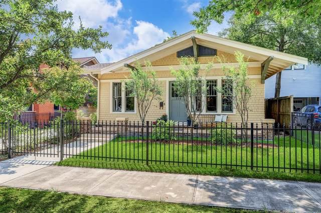 510 Euclid Street, Houston, TX 77009 (MLS #20396194) :: Green Residential