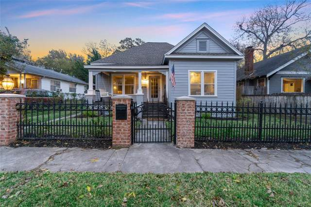 426 Harvard Street, Houston, TX 77007 (MLS #20401665) :: Texas Home Shop Realty