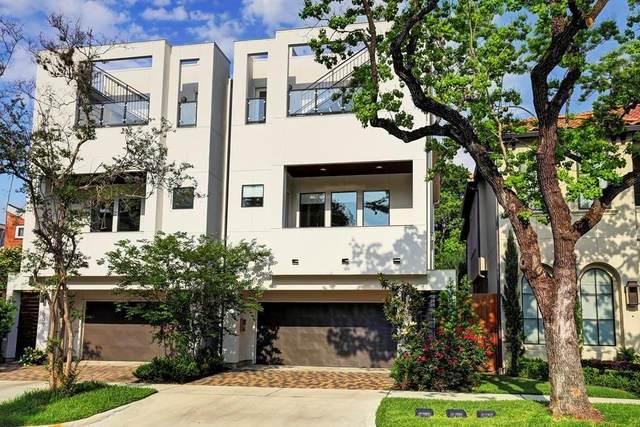 2011 Woodhead Street, Houston, TX 77019 (MLS #20402551) :: Michele Harmon Team