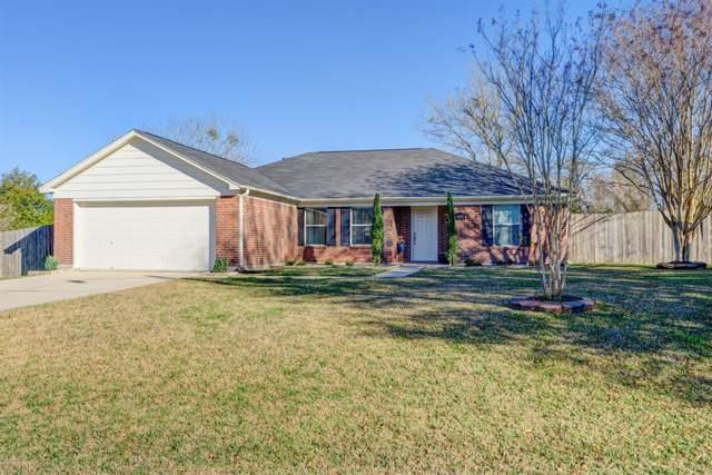 13026 Valleywood Circle, Willis, TX 77318 (MLS #20402687) :: The SOLD by George Team