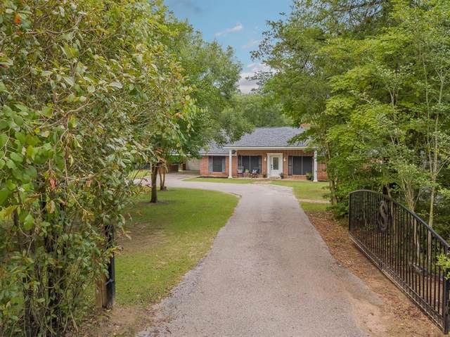 150 Pineview, Conroe, TX 77304 (MLS #20405017) :: The Freund Group