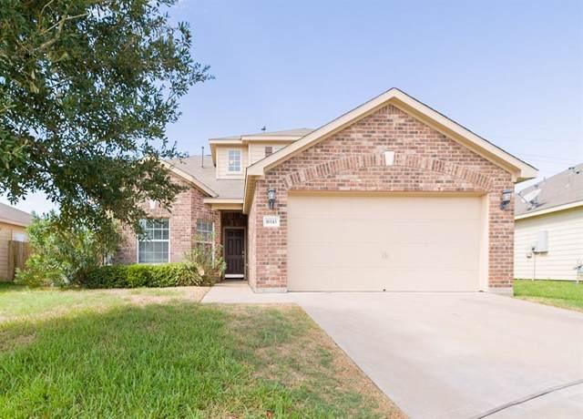 16143 Ducktail Lane, Hockley, TX 77447 (MLS #20412315) :: The Heyl Group at Keller Williams