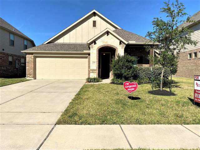 2710 Parkside Valley Lane, Pearland, TX 77581 (MLS #20415971) :: Texas Home Shop Realty