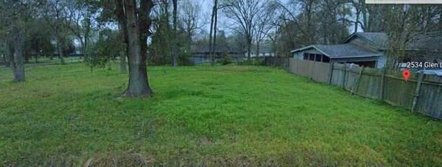 0 Glen, Houston, TX 77088 (MLS #20425435) :: Green Residential