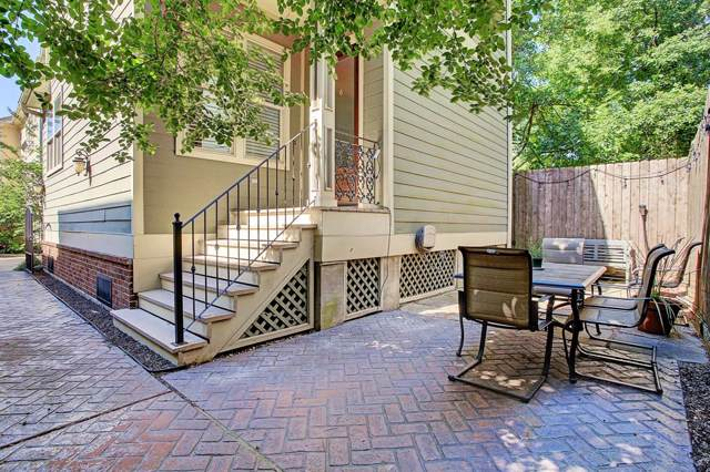 1217 W 16th Street, Houston, TX 77008 (MLS #20427016) :: The Heyl Group at Keller Williams