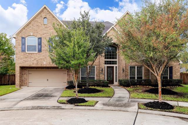 16118 Burberry Circle, Houston, TX 77044 (MLS #20435482) :: The Heyl Group at Keller Williams
