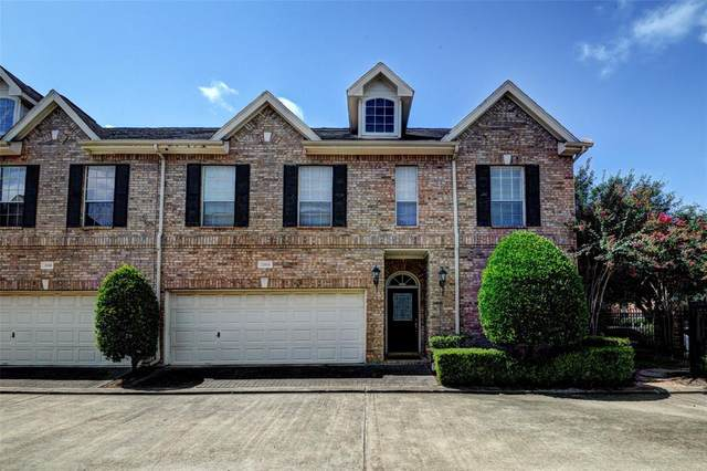 2814 Briarhurst Park, Houston, TX 77057 (MLS #20439552) :: Homemax Properties