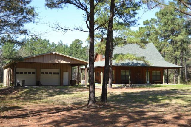 8188 County Road 3375, Crockett, TX 75835 (MLS #20459383) :: The Sansone Group