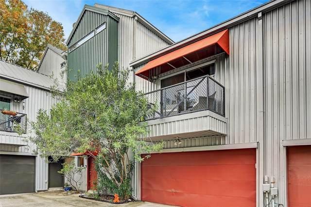 909 Andrews Street, Houston, TX 77019 (MLS #20468866) :: The Sansone Group