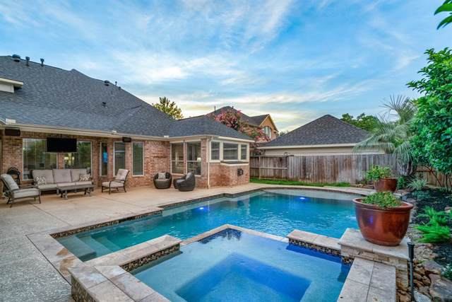 10218 Earlington Manor Drive, Spring, TX 77379 (MLS #20481028) :: Connect Realty