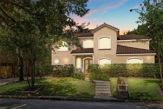 1710 Castlerock Drive, Houston, TX 77090 (MLS #2048803) :: Texas Home Shop Realty